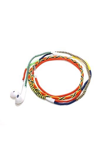 İp Örgü Desenli Kulaklık ios-Stirring Tech